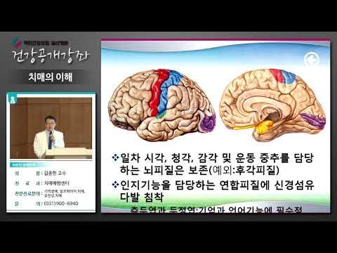 [국민건강보험 일산병원 건강강좌]치매의 이해