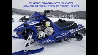 6. Turbo Dynamics tuned SRX 350Hp 140mph in 1320 feet in stock form
