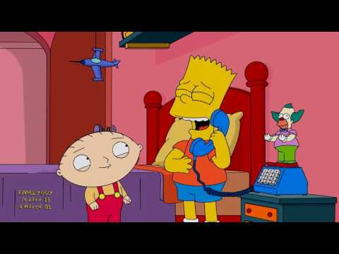 The difference between The Simpsons and Family Guy