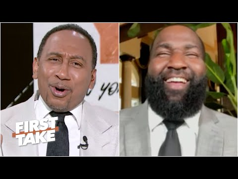 Perk doubles down on his bet with Stephen A. and picks the Lakers to win Game 5   First Take
