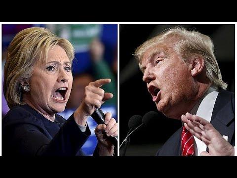 ΗΠΑ: Σούπερ Τρίτη με νικητές Χίλαρι και Τραμπ