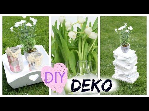 EASY DIY DEKO IDEEN in 5 MINUTEN!