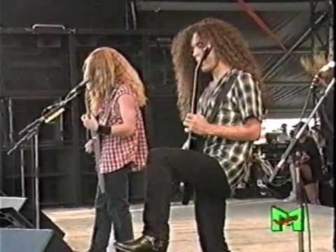Tekst piosenki Megadeth - Peace Sells Medley po polsku