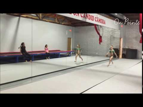 Dance Moves - Alexus Oladi's Front Aerial (видео)