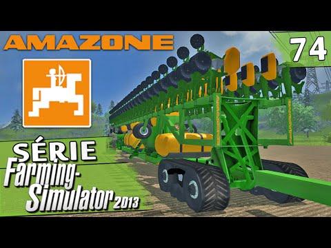 Farming Simulator 2013 - Mega Plantadeira