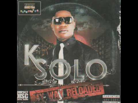 K-Solo - Your Way  - whole Album at www.afrika.fm