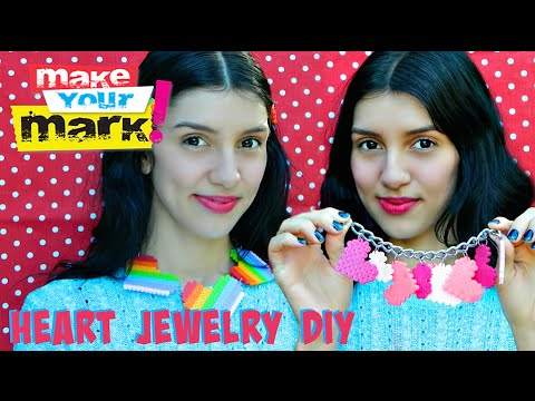 Heart Jewelry DIY