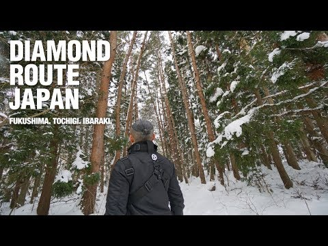 Diamond Route Japan – Fukushima, Tochigi, Ibaraki: The Ultimate Japan Experience.