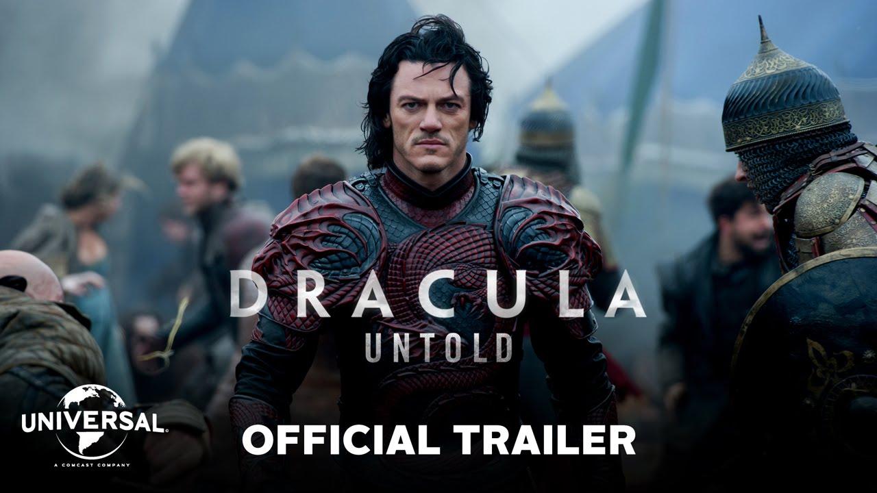 """Wampiriada wokół trailera do """"Dracula Untold"""""""