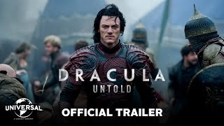 Dracula Untold   Official Trailer  Hd