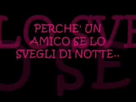 , title : 'PER UN AMICO IN PIU' - Riccardo Cocciante'