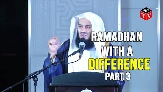 Ramadhan with a Difference - Umar al Khattab (RA) - Part 3 - Mufti Menk