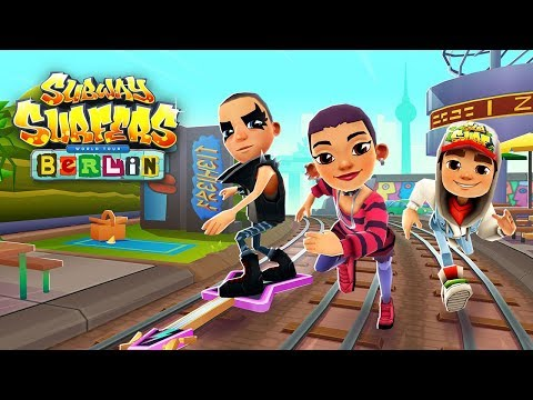 🇩🇪 Subway Surfers World Tour 2018 - Berlin (Official Trailer)