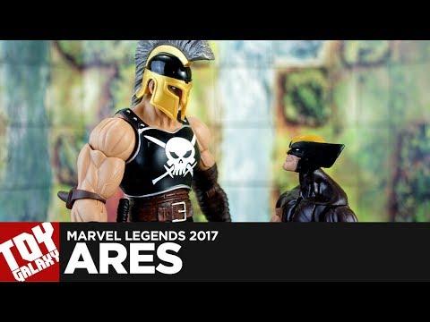 Marvel Legends Gladiator Hulk Wave Ares Review