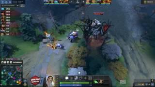 Empire vs DD, DreamLeague Season 7, game 2 [V1lat, Faker]