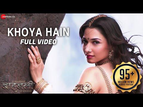 Khoya Hain - Full Video | Baahubali - The Beginning | Prabhas & Tamannaah | M.M Kreem , Manoj M