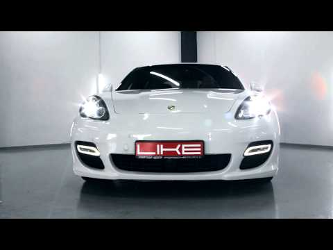 Like Porsche Panamera Turbo