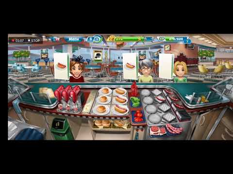 Fast Food Court LEVEL 13 : Cooking Fever | Nordcurrent