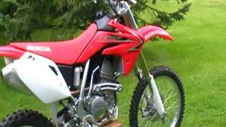 8. 2009 CRF150rb