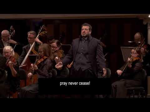 """Kamen Chanev   """"Donna non vidi mai""""   Manon Lescaut"""