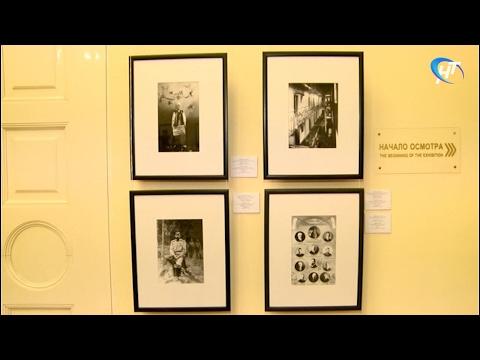 В здании Присутственных мест Новгородского музея-заповедника открылась выставка «Россия. 1917 год»