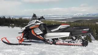 9. Arctic Cat XF 7000 CROSSTOUR 2017 | Action Moteur Sport Motoneige - AMS | 6/9