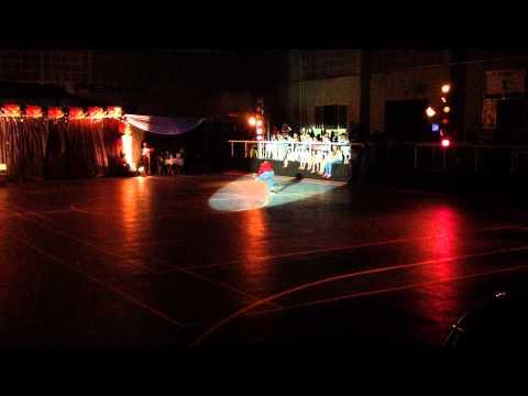Show patinação artistica 22 03 2014 em Jardinópolis parte 3