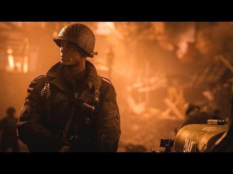 Po 9 latach seria wraca w czasy II wojny światowej. Pierwszy zwiastun gry Call of Duty: WWII