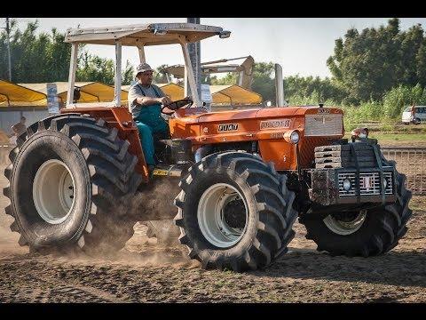 Tractor Pulling Arborea