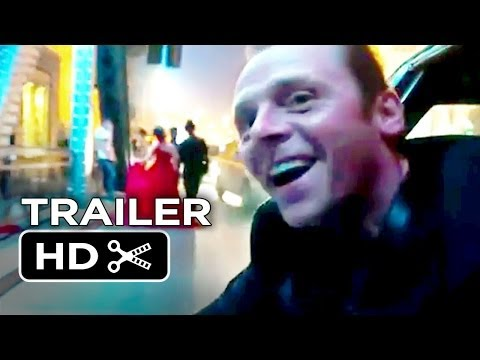 Hector And The Search For Happiness Official Trailer 1 (2014) - Simon Pegg Movie HD