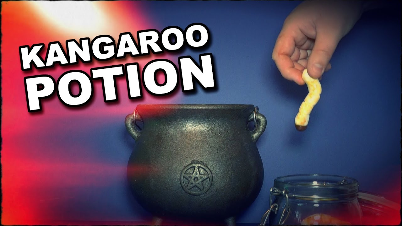 How To Make A Potion To Summon A Kangaroo For Australia Day