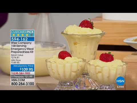 HSN | Wise Company Foods 03.27.2018 - 10 PM