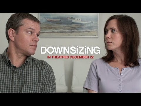 """Downsizing (2017) - """"Yes Or No"""" Clip - Paramount Pictures"""