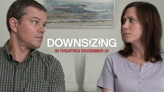 "Nonton Downsizing (2017) - ""Yes Or No"" Clip - Paramount Pictures Film Subtitle Indonesia Streaming Movie Download"