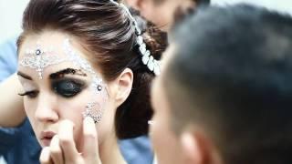 化妆示范 1
