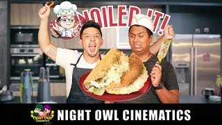 Video Making Tacos with Dee Kosh! MP3, 3GP, MP4, WEBM, AVI, FLV Maret 2019