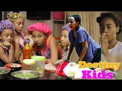 Destiny Kids Season 1 - Latest Nigerian Nollywood Movie