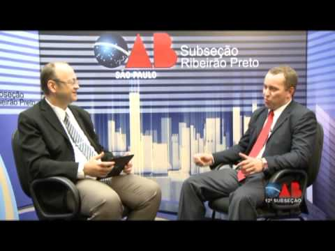 OAB na TV On Line com Alexandre Sousa – fraudes financeiras