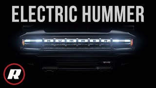 Electric Hummer Truck by GMC (every official Super Bowl teaser) by Roadshow