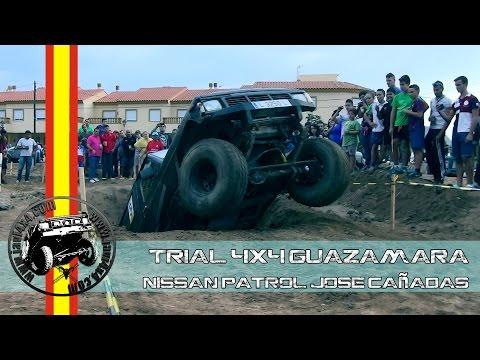 nissan patrol - trial extreme