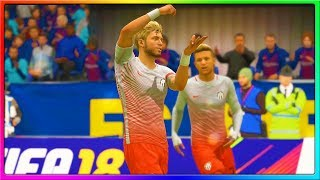 THE BEST FIFA PLAYER OF ALL TIME   FIFA 18 Gameplay