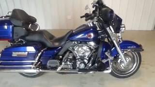 10. 2007 Harley David Ultra Classic description