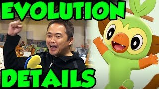 HUGE NEWS! GROOKEY EVOLUTION DETAILS In Pokemon Sword and Shield Interview by Verlisify