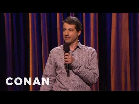 Dan Naturman StandUp on Conan