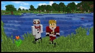 *NEW SERIES*   DOUBLE DARE   Minecraft Survival   #1
