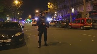 Paris attacks: 'Act of war by IS' kills 127