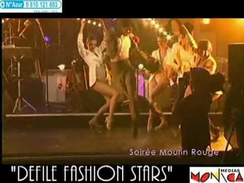 Organisation de Défilé de Mode FASHION STARS