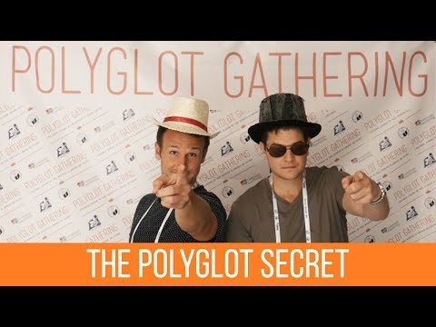 THE POLYGLOT SECRET : HOW TO LEARN MULTIPLE LANGUAGES