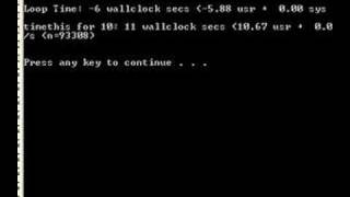 Perl Tutorial 64 - Benchmark Your Code
