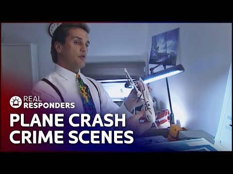 What We Can Learn From a Plane Crash | The New Detectives | Real Responders